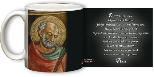 St. Jude Mug 2