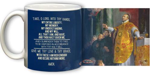 St. Ignatius of Loyola Mug
