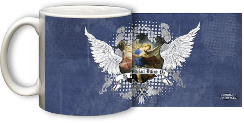 St. Michael Heraldic Mug