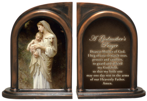 A Godmother's Prayer - L'Innocence Bookends