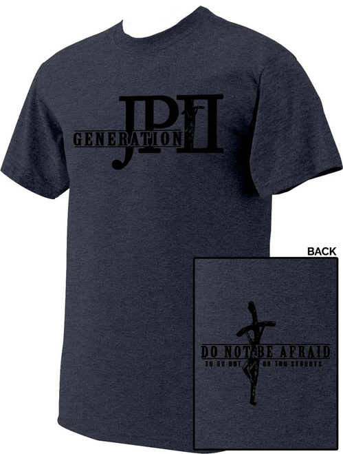 Generation JPII (Cross) T-Shirt