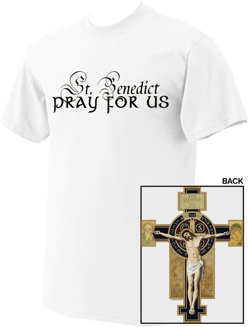 Benedictine Cross Value T-Shirt