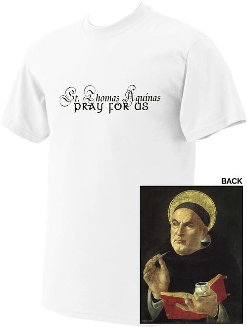 St. Thomas Aquinas Value T-Shirt
