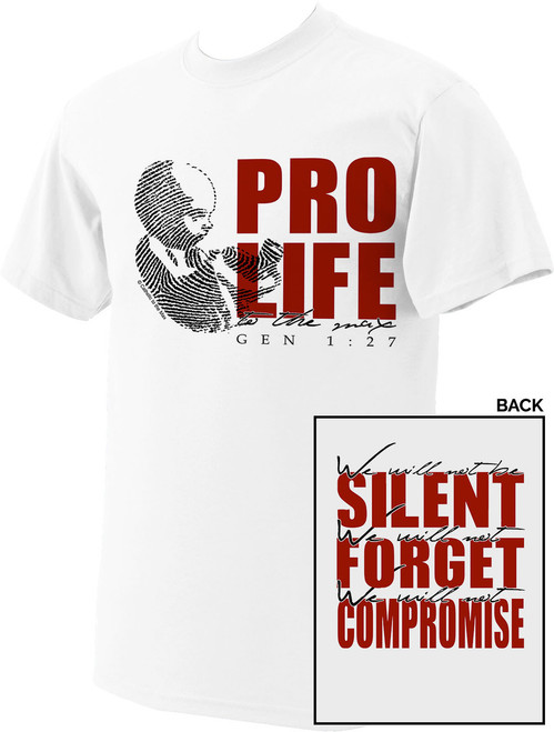 Pro-Life to the Max NEW T-Shirt