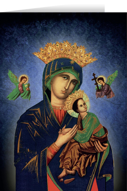 Our Lady of Perpetual Help Christmas Cards (25 Cards)