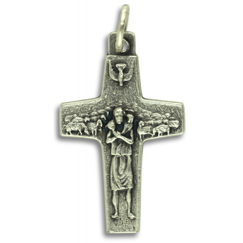 Official Pope Francis Cross Crucifix 2 inch Antonio Vedele Authentic Vatican Original