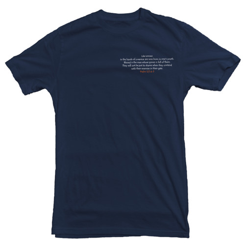 """B4 You """"Like Arrows"""" Quote Unisex T-shirt"""