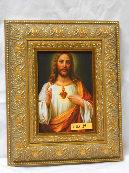 Sacred Heart of Jesus 5x7 Framed Print
