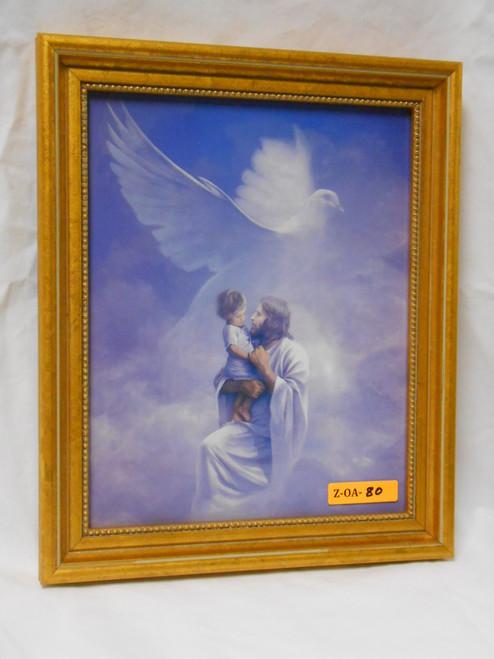 Christ and Child 8x10 Framed Print