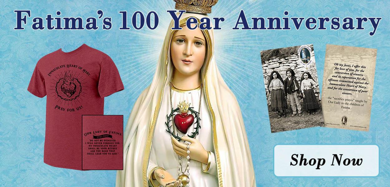 Fatima's 100 Year Anniversary