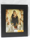 Queen of the Angels 5x7 Black Framed Print