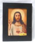 Sacred Heart of Jesus 5x7 Black Framed Print