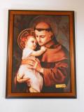 St. Anthony of Padua 11x15 Framed Print