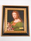 St. Mary Magdalene 8x10 Black & Gold Framed Print