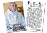 Fr. Jacques Hamel Martyr Holy Card