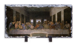 Last Supper Horizontal Slate Tile