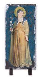 St. Clare Vertical Slate Tile
