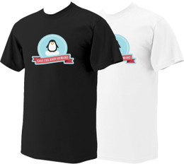 Save the Baby Humans Penguin Pro-Life T-Shirt