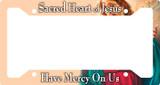 Sacred Heart of Jesus Plate Frame