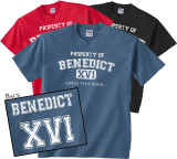 Property of Pope Benedict XVI T-Shirt