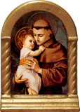 St. Anthony Desk Shrine