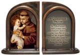 A Godfather's Prayer - St. Anthony Bookends