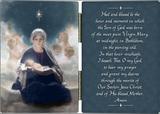 Star of Bethlehem by Bruno Piglhein Diptych
