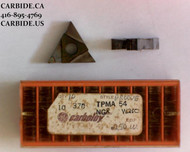 TPMA 54NGR8 Seco Carboloy Carbide Grooving Insert
