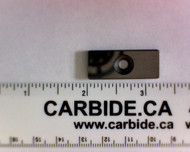1/8 x 1/2 x 1-1/4 Carbide Wear Part for 6/32