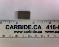 1/8 x 1/2 x 3/4 HY10 Carbide Wear Part