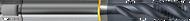 6-32 NC Tap Spiral Flute TiCN POWER TAP GUHRING