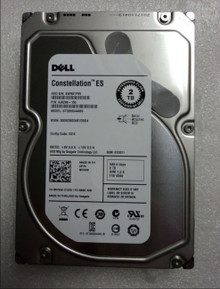 DELL POWEREDG R710 HARD DRIVE SEAGATE 2TB 7.2K SAS 3.5 SIN CHAROLA NEW DELL 9JX248-880 ST32000444SS