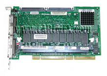 DELL POWEREDGE 1550, 1650, 2400, 2450, 2500, 2550, 4400, 4600, 6400, 6450, 7150, 8450, POWERVAULT 755N PERC 3/DC DUAL CHANNEL U160 SCSI RAID CONTROLLER BBU 128MB REFURBISHED DELL 47JFR