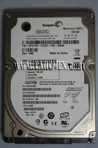 DELL LAPTOP DISCO DURO SEAGATE 160GB SATA 7200RPM 2.5 NEW DELL ST3160813AS, TU740
