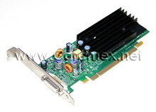 DELL PRECISION 380, 390, 490, 690 NVIDIA QUADRO NVS 285 VIDEO CARD 128MB PCI-E, REFUBISHED DELL DH261