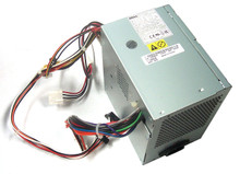 DELL DIMENSION 3100, E310, 5100, E510, 5150, E520, E521, OPTIPLEX GX320, GX620 MT POWER SUPPLY / FUENTE DE PODER 305W 24PIN W/ SATA REFURBISHED DELL C5201, C9962, D5032, M8802, M8805, M8806, W8185, X8129, Y2682
