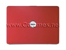 DELL INSPIRON 1525, 1526 RED LCD BACK COVER & HINGES / TAPA TRASERA CON BISAGRAS NEW DELL TY059
