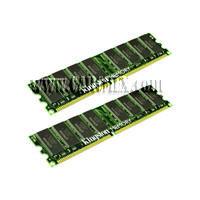 DELL WORKSTATION 360, 650 MEMORIA 2GB 400MHZ ECC KIT KTD-WS360A/2G ( 2 X1GB) ( PC3200 )  NEW DELL KTD-WS360A/2G