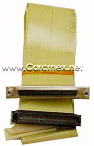 DELL POWEREDGE 2400, 4300, 6300 PLANAR TO EXTERNAL I/O 68-PIN CABLE  REFURBISHED DELL 7542C