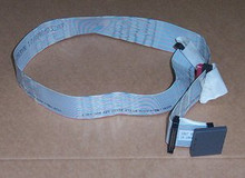 DELL POWEREDGE 2500 2600 SCSI CABLE SCSI CABLE, NEW DELL,  293YN