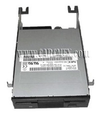 DELL POWEREDGE 1400SC, 2300, 2400, 300, 4300, 4400, 6300, 6400  FLOPPY DRIVE 1.44 MB HALF HEIGHT W/ BRACKET REFURBISHED DELL 3201D