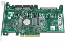 DELL POWEREDGE R210, T110, T310   SAS 6/IR CONTROLLER CARD  REFURBISHED DELL JW063