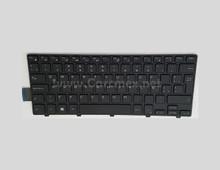 DELL Laptop Inspiron 14 (3441/ 3442/ 3443/ 3451) / Latitude 3450 Keyboard Spanish LAYOUT NON BACKLIT BLACK  / Teclado En Español  NO ILUMINADO NEW DELL, TCKCW