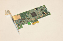 DELL OPTIPLEX   BROADCOM 5722 GIGABIT SINGLE-PORT ETHERNETCONTROLLER NIC CARD PCI-E LOW PROFILE NEW  DELL  D765K, XK104, 6VY0F, BCM5722KFB1G
