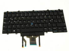 DELL LAPTOP LATITUDE E7440 E5450 INTERNAL DUAL POINTING BACKLIT KEYBOARD (SPANISH) / TECLADO ILUMINADO EN ESPAÑOL NEW DELL KFHY6