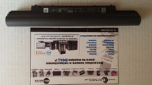DELL LATITUDE 3340 BATERIA ORIGINAL 6-CELDAS 65WHR TYPE-YFDF9 NEW DELL JR6XC, 451-BBJB, 451-BBIY, 3NG29