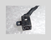 New DELL LAPTOP INSPIRON 15 (5551) 5555, (5558), (5559) (5566) 5580 GENUINE CABLE DC-IN JACK POWER CABLE / CONECTOR CON CABLE ORIGINAL NEW DELL KD4T9, DC30100VV00