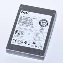 DELL HARD DRIVE 200GB SATA 2.5IN SSD / DISCO DURO 200GB ESTADO SOLIDO SATA NEW DELL, CCRDD, 342-5814
