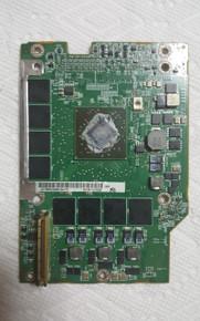 DELL LAPTOP PRECISION M6500 VIDEO CARD FIREPRO 7740 ATI 1GB VGA/ TARJETA DE VIDEO  NEW DELL GC636V, T308R