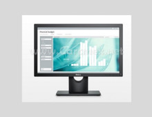 DELL Monitor E1916H de 18.5 IN, (1366 X 768) 1-DP  1-VGA Con LED NEW DELL 16RC3, 210-AGND, E1916HU, LAE3Y